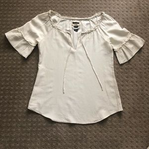 Cotton Silk Blouse from Sanctuary